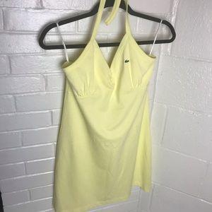 Lacoste Dresses - {Lacoste} Halter Sports Dress